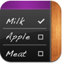Shopping App Shopping List